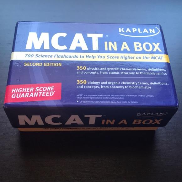 Other Mcat Flashcards Poshmark